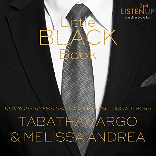 Little Black Book audiobook cover art