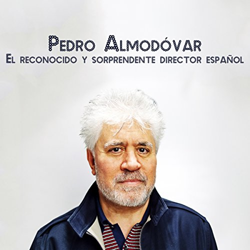 Pedro Almodóvar audiobook cover art