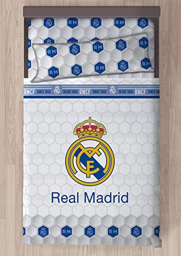 Carbotex Bettlaken-Set Real Madrid Mantel von...