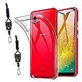 Samsung Galaxy A20 SC-02M SCV46 ケース Galaxy A20 カバー TPU 超薄型 全面保護 ケース TPU……