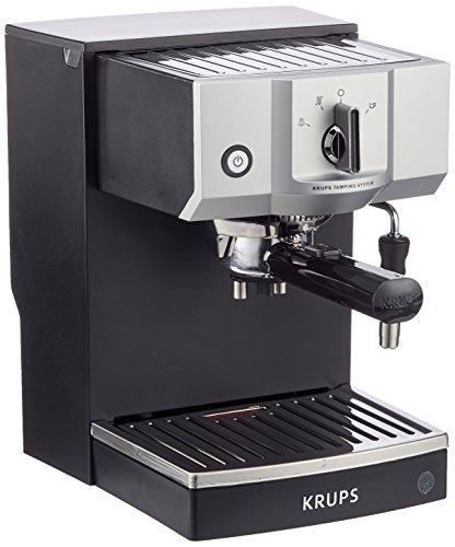 Krups Steam & Pump Máquina De Espresso, 1400 W, Acero...