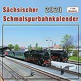 Sächsischer Schmalspurbahnkalender 2020 - Thomas Böttger