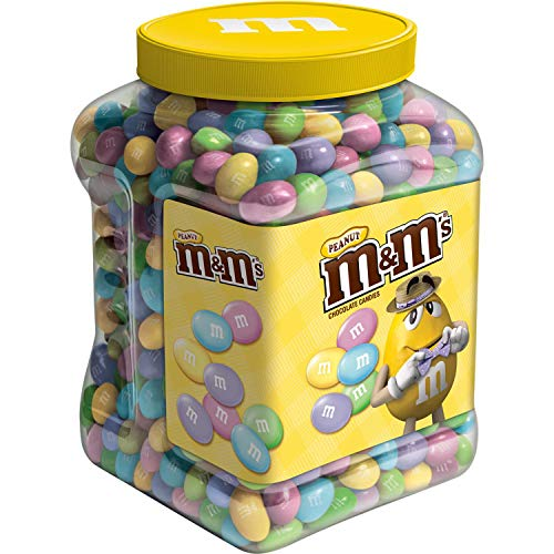 M&M'S Peanut Chocolate Easter Candy