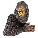 Reooly Bigfoot Figure 20 cm, Bigfoot Tiere, Gartenfigur, Polyresin