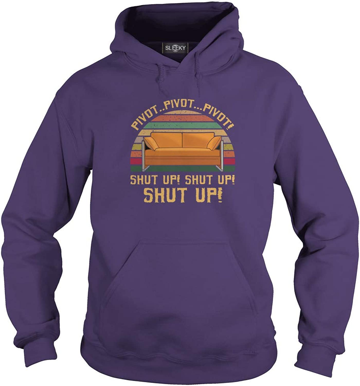 Pivot Shut Up Friends TShirt