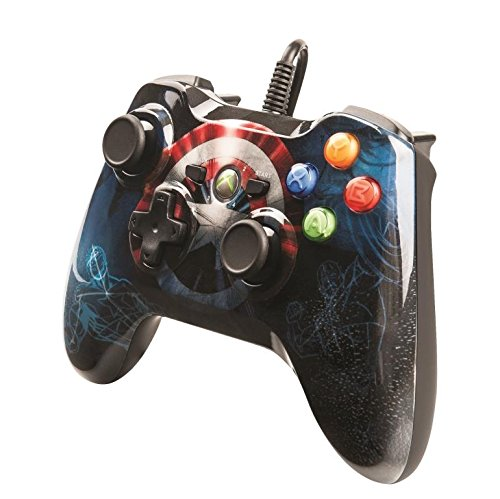 Manette Marvel Captain America pour Xbox 360