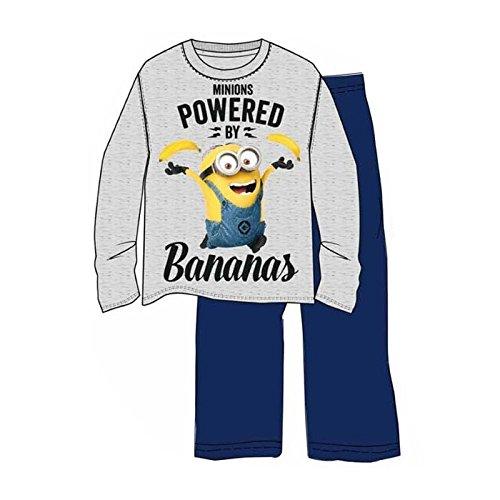 Minion Pyjama Bananen T6