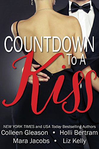 Countdown To A Kiss (A New Year's Eve Anthology) (English Edition)
