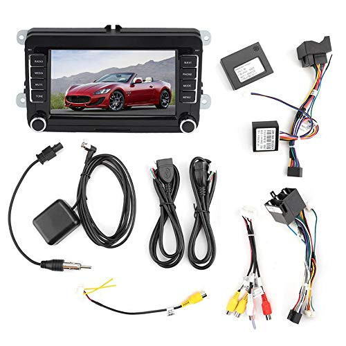 Discover Bargain Gorgeri Car Navigation,QI7101 Car Navigation 7 inches HD Capacitive Large Screen Au...