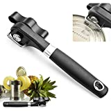 Best Can Openers - Can Opener Handheld Smooth Edge Manual Can Opener Review