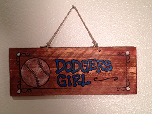 Dodgers Girl