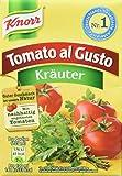 Knorr Tomato al Gusto Kräuter Soße