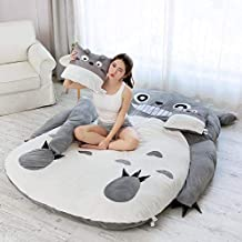 My Neighbor Totoro Cartoon Tatami Mattress PP Cotton Lazy Sofa Bed Sleeping Pad Cartoon Tatami Bedroom Folding Sofa Sleepi...