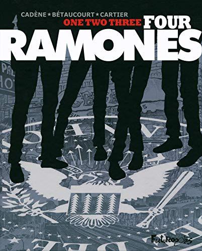 One, two, three, four, Ramones (Albums)