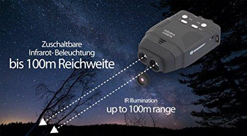 Bresser Nachtsichtgerät 3x14 mit Aufnahmefunktion Erfahrungen & Preisvergleich