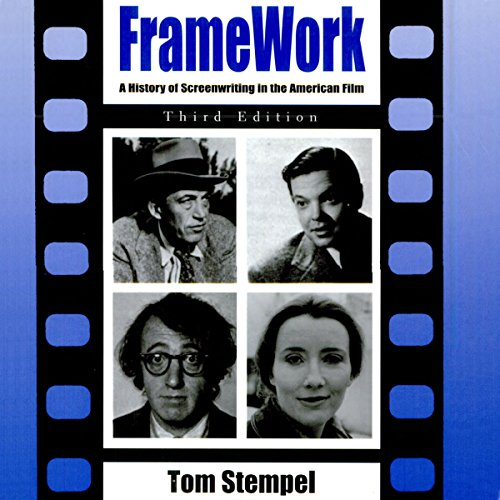 Framework audiobook cover art