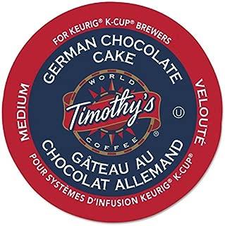 KEURIG GREEN MOUNTAIN 1113 German Chocolate Cake Coffee K-Cups, 24/box