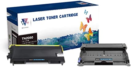 GYBY Suitable for Brother TN2050 Compact Box DPC7010 2020 MFC7420 7220 7020 Fax2820 7225 Cartridge DR2050 Printer Toner Cartridge HL2040 2070n Suit
