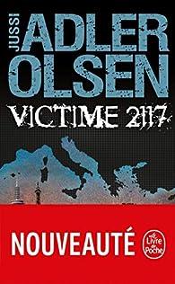 Victime 2117 par Jussi Adler-Olsen