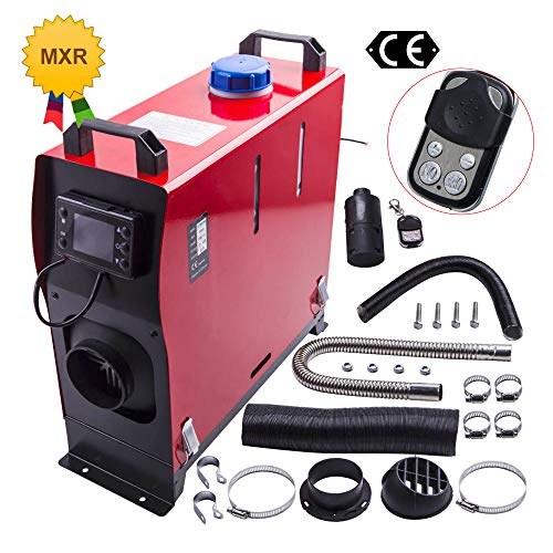 maXpeedingrods 12V 8KW Diesel Air Heater All in One w/ 1 Hole LCD Display...