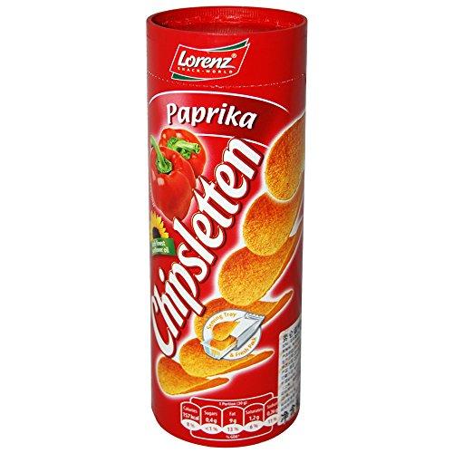 Lorenz Bahlsen Chipsletten Paprika, 100 g