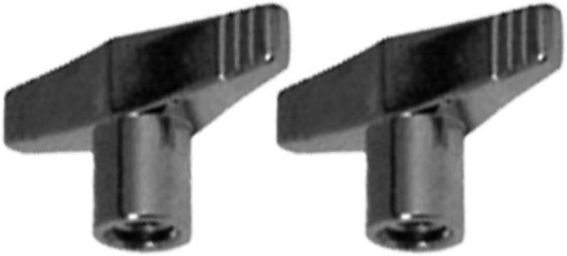 Dixon Drums Max 86% OFF PAWNDIX018 2HP Wing Nut 8mm 2 Pack Max 84% OFF