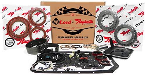 McLeod Racing 88032K Performance Transmission Rebuild Kit (6R80 2008-Up-Stage 1)