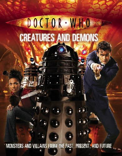 Doctor Who - Creatures and Demons