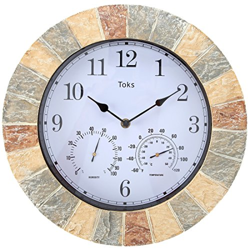 Lily's Home Hanging Wall Clock