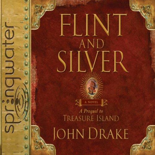 Flint & Silver audiobook cover art