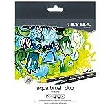 Lyra Aqua Brush Duo Est. 24 Uds.