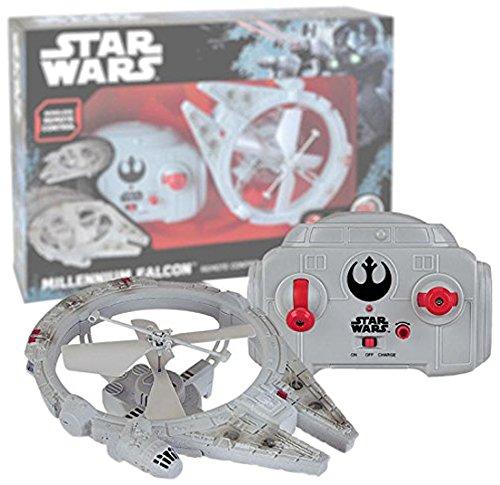 MTW Toys 13412RC Millennium Falcon Volante,...