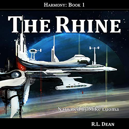 The Rhine audiobook cover art