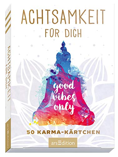 Achtsamkeit für dich: 50 Karma-Kärtchen - 2