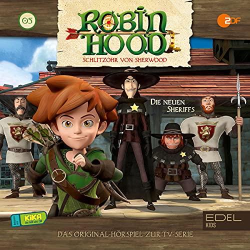 Die neuen Sheriffs. Das Original-Hörspiel zur TV-Serie Titelbild
