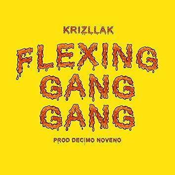 Flexing Gang Gang
