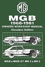 MGB Glove Box 1968-81 Workshop Manual