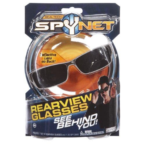Spy Net - 8895 - Accessoire Déguisement - Spy Net - Lunettes Vision Arrière