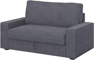 Divano Letto 2 Posti Ikea Hagalund.Soferia Fodera Extra Ikea Hagalund Divano Letto Tessuto Softi
