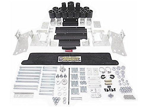 Performance Accessories, Chevy/GMC Silverado/Sierra 1500 Gas 2WD y 4WD (Manual Trans Requiere PA4701) Kit…