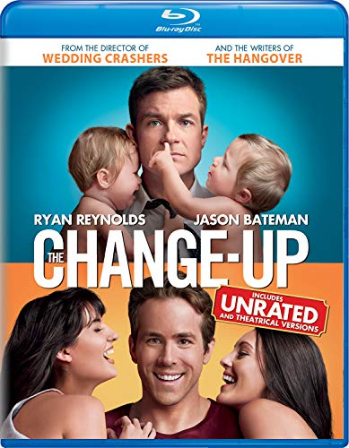 Change-Up [Edizione: Stati Uniti] [Italia] [Blu-ray]