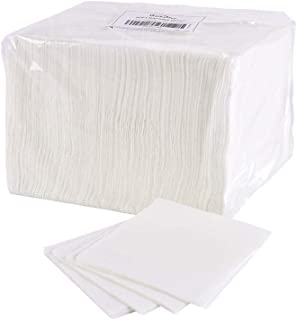 Sponsored Ad - Disposable Paper Napkin 6X6 Inches 250PCS/Bag for Lunch Dinner Meal Table Kitchen