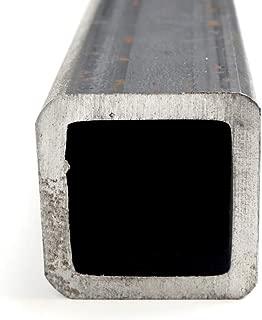 "steel square tubing  1 1//4/"" x 1 1//4/"" x .083/"" x 24/"""