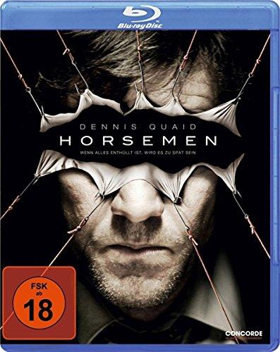Horsemen [Blu-ray]