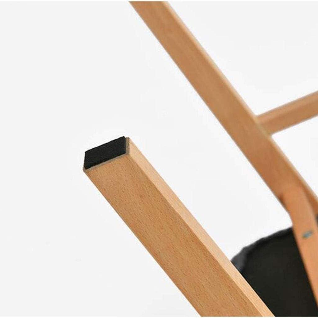 JU FU Chaise, Table et chaise de loisirs Nordic Chaise Chaise Cuisine moderne Minimaliste 5 couleurs Fauteuil dossier en option @@ (Color : E) E