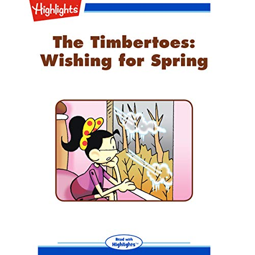 The Timbertoes: Wishing for Spring copertina