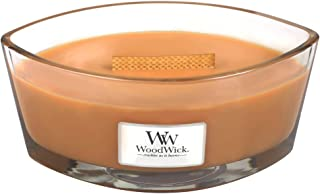 WoodWick Hot Toddy HearthWick Flame Large Oval Jar Scented Candle - 16 Ounces