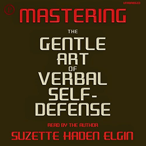 Mastering the Gentle Art of Verbal Self-Defense cover art