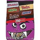MARS Chocolate Mixed Halloween Black Package