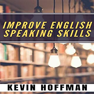 Improve English Speaking Skills audiobook cover art